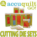 Accuquilt Cutting Die Sets 2