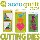 Accuquilt Cutting Dies 2