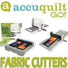 Accuquilt Fabric Cutters 2