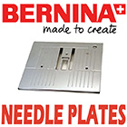 Bernina Needle Plates