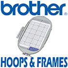 Brother Hoops & Frames