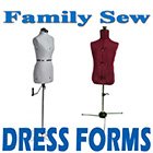 Family Sew Dress Forms