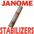 Janome Stabilizers