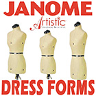 Janome Artistic Dress Forms