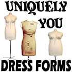 Uniquely You Dress Forms